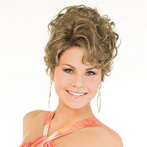 Olivia Updo Wig-1