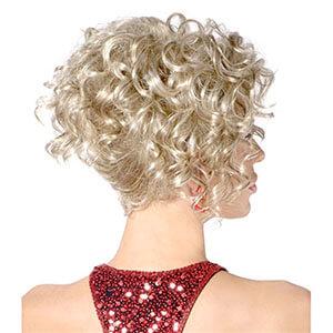 Seductive Updo wigs-3