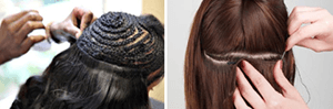 Sew-In Hairpieces