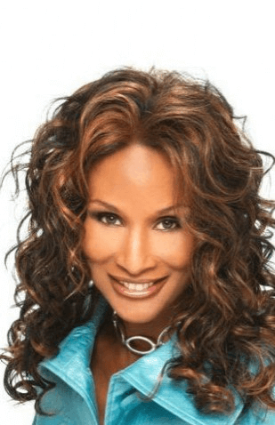 Beverly Johnson Beauty Queen Curly Lace Wig