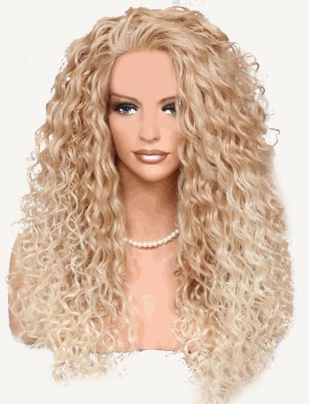 Jenny's Hair Sense Luna Wig