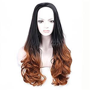 Long Wavy Wig for White Women