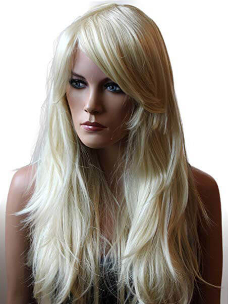 Pretty Shop Long Hair Wig