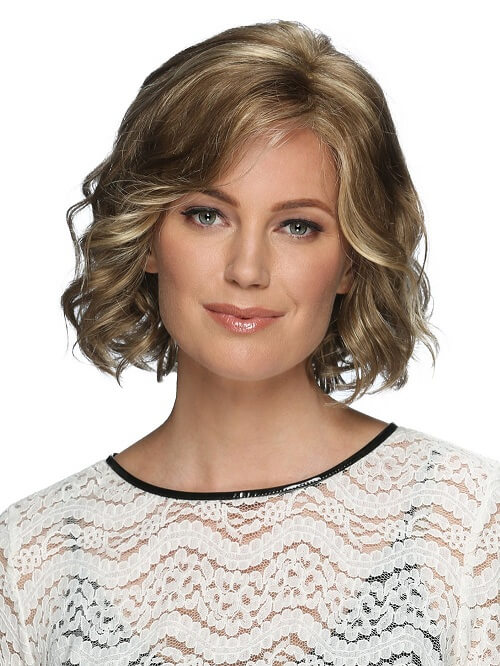 Pure and Soft Type wig