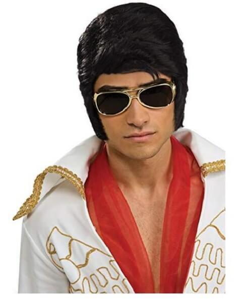 Rubies Adult Elvis Wig