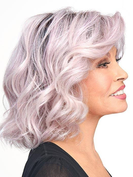 Raquel Welch Light Purple Synthetic Wig
