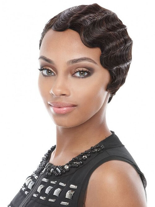 Janet Collection Mommy 2 Wig