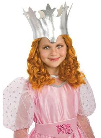 Glinda the Good Witch Kids Wig