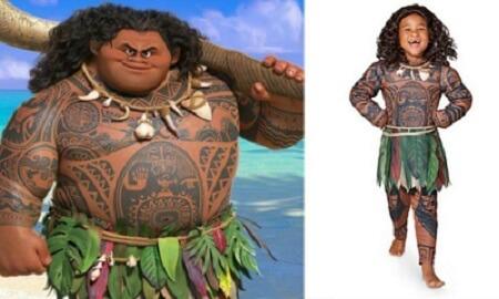 Maui Kids Wig