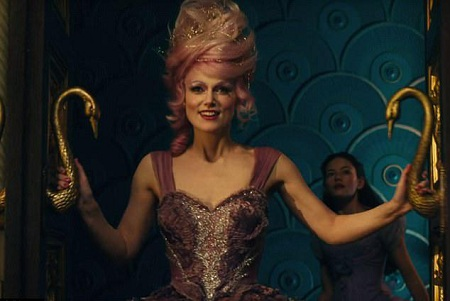 Sugar Plum Fairy pink wig