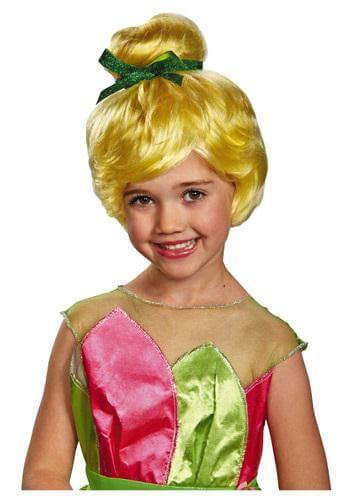 Tinker Bell Kids Wig