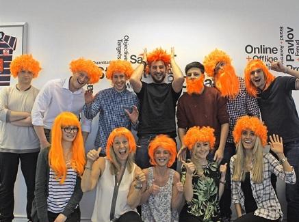 Orange Wig Day