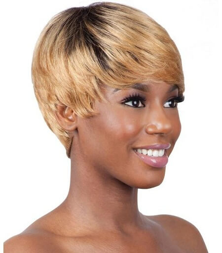 Pixie Style Swimming Wigs