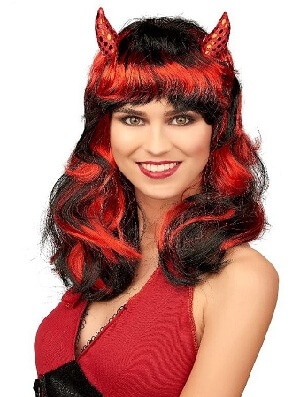 She Devil Wig