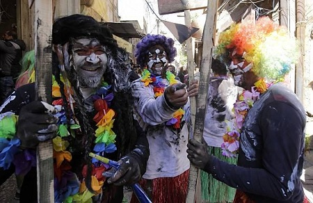 Zambo Festival wig