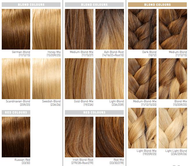 Caucasian Human Hair Wig