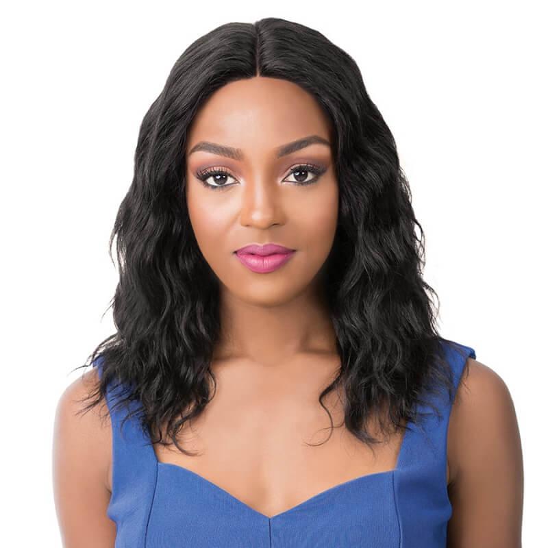 its a wig