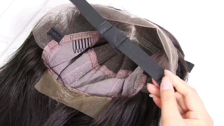 wig elastic strap